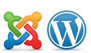 Joomla/Wordpress